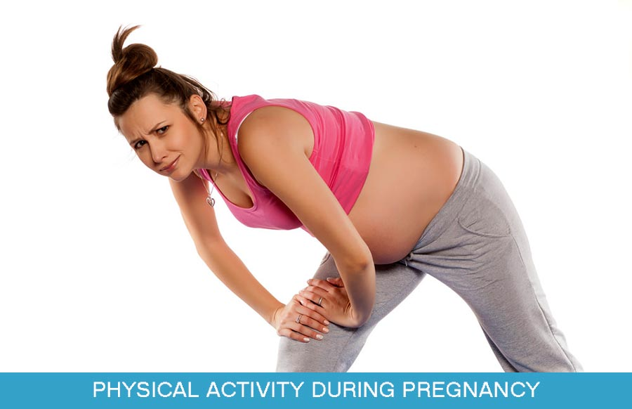 Can we do physical activity during pregnancy?